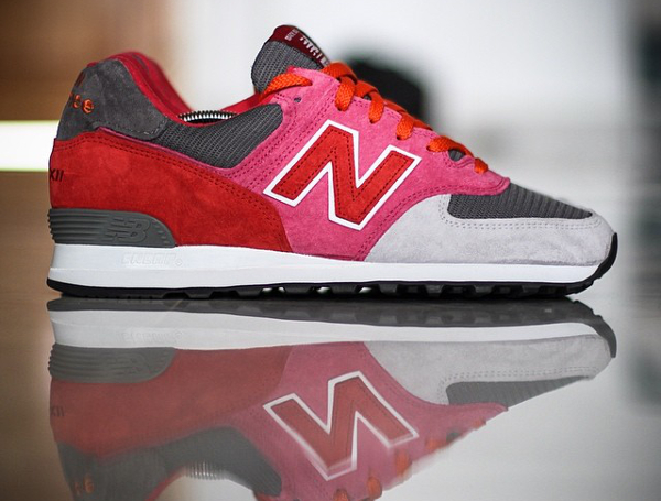 New Balance 574 x Air Max 1 « Clot »