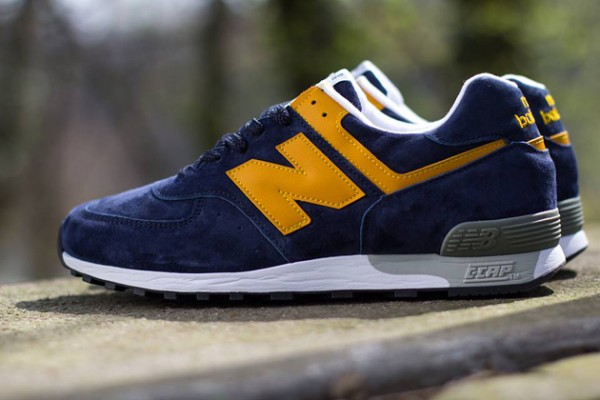 New Balance 576 Navy Yellow (1)