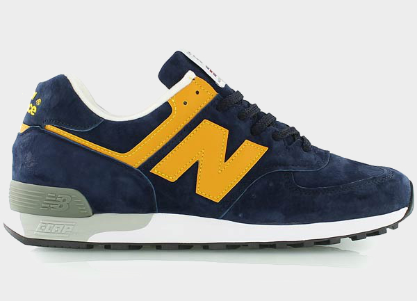 New Balance 576 Navy Yellow (5)