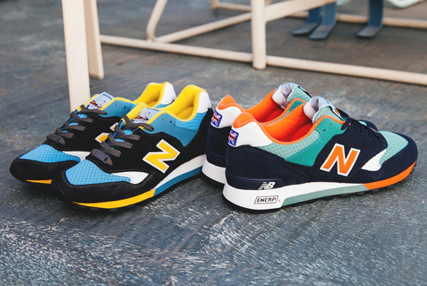 Le pack New Balance 577 « Seaside »
