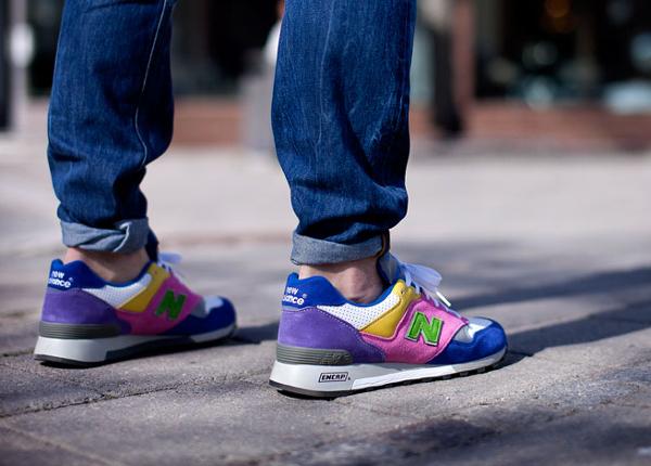 New Balance 577 x Sneakersnstuff x Milkcrate -Shoetown50