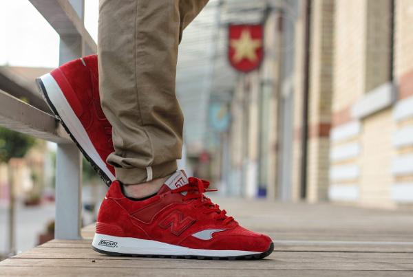 New balance 577 x Sneakersnstuff RGB - Felix Habitus