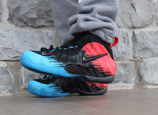Nike Air Foamposite Spiderman - Josh_rusinko