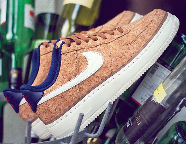 Nike Air Force 1 Low ID Cork liège (2)