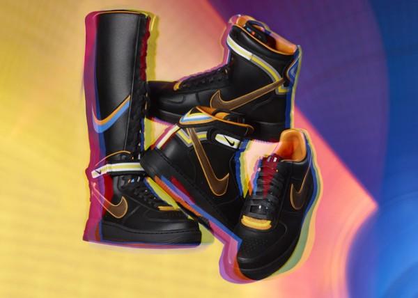 Nike Air Force 1 Riccardo Tisci Black