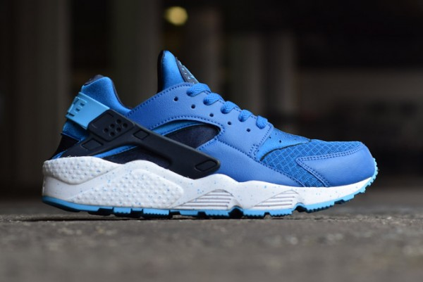 Nike Air Huarache Blue Obsidian (2)