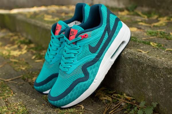 Nike Air Max 1 Breathe Turquoise (4)