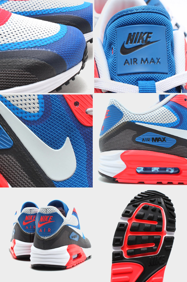 Nike Air Max Lunar 90 C3.0 Grey/Military Blue