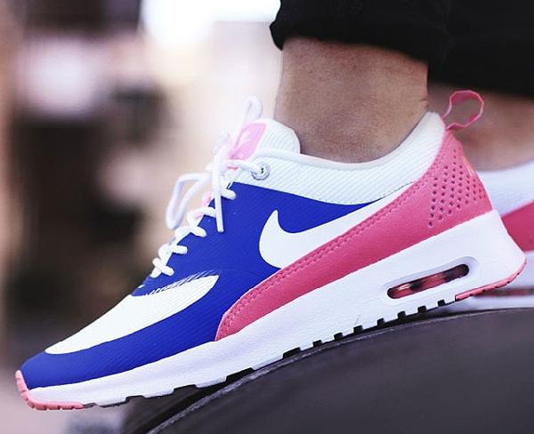 Nike Air Max Thea Game Royal Pink (1)