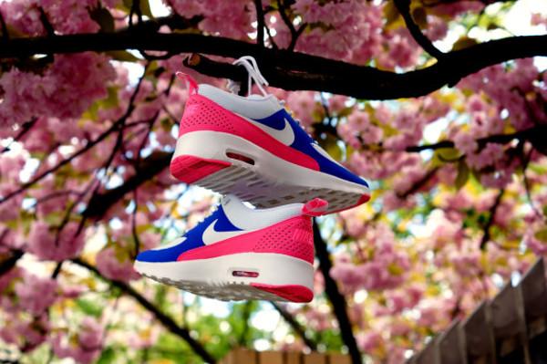 Où acheter la Nike Air Max Thea Game RoyalPink ?