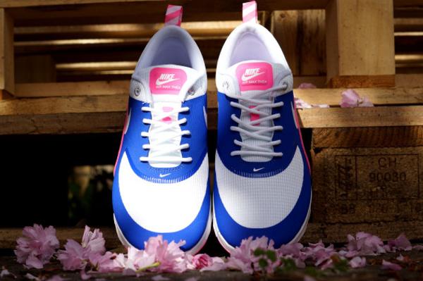 Nike Air Max Thea Game Royal Pink (3)