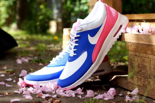 Nike Air Max Thea Game Royal Pink (4)