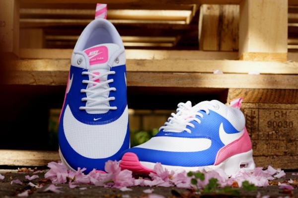 Nike Air Max Thea Game Royal Pink (5)