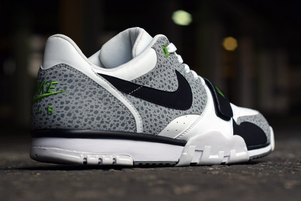 Nike Air Trainer 1 Low ST White Wolf Grey (3)