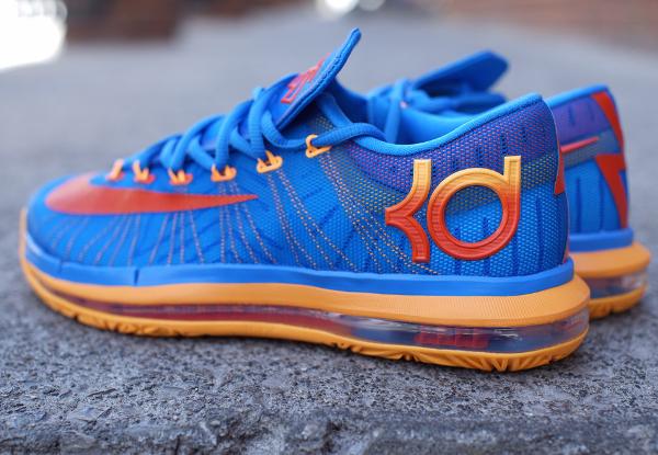 Nike KD 6 Elite Team Oklahoma Thunder (7)