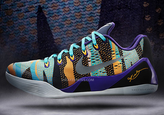 Nike Kobe 9 EM Court Purple