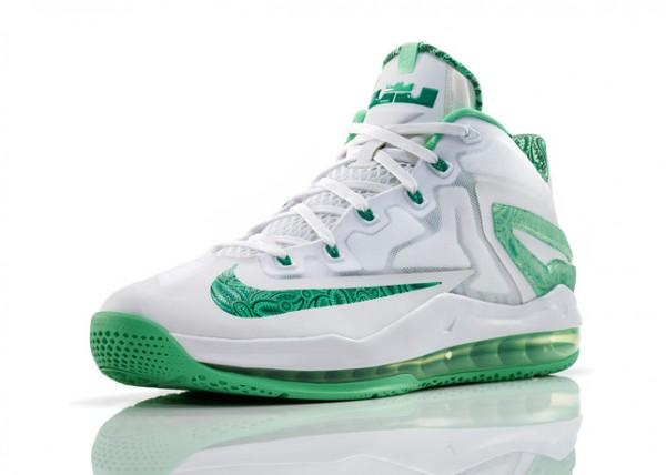 Nike Lebron 11 Low Easter (2)