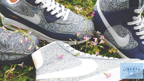 Nike Liberty London 2014