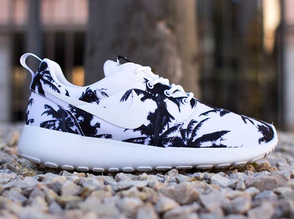 Nike Roshe Run Palmiers