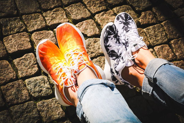 Nike Roshe Run palmiers et coucher de soleil (5)