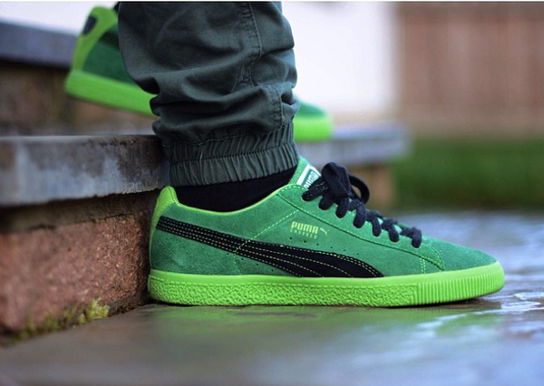 Puma Clyde x Crooked Tongues – S3mgw (08.04.2014)