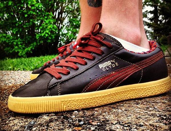 Puma Clyde x Sneakersnstuff - Thebub