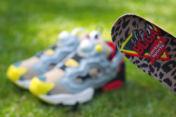 Reebok Insta Pump Fury x Mita Sneakers & Bodega