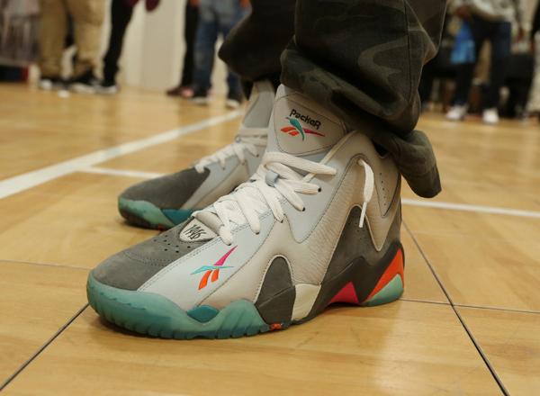 Reebok Kamikaze 2 x Packer Shoes Remeber The Alamo - Sneakers News