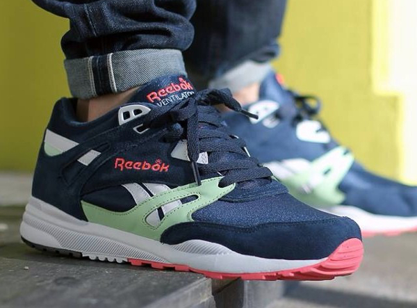 Reebok Ventilator Deep Blue Sea (1)