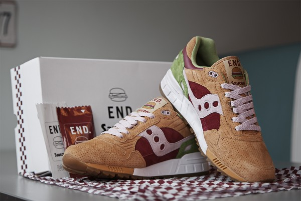 Saucony Shadow 5000 x End Clothing