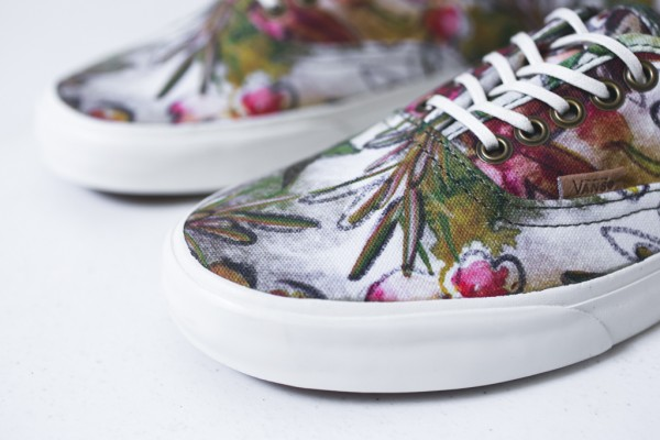 Vans California Authentic Camo Floral (3)
