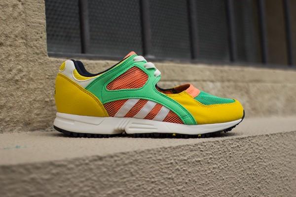Adidas Equipment Racing Green Yellow (2)