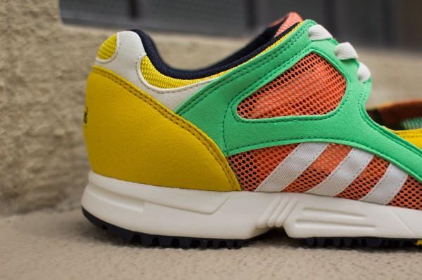 Adidas Equipment Racing Green Yellow (3)