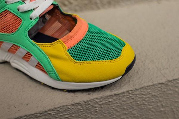 Adidas Equipment Racing Green Yellow (4)
