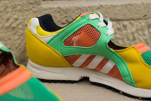 Adidas Equipment Racing Green Yellow (5)