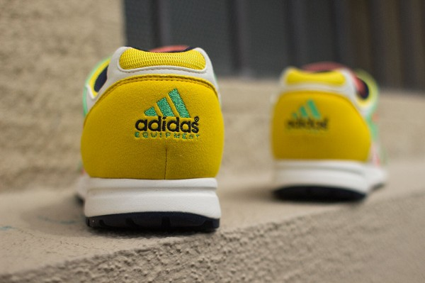 Adidas Equipment Racing Green Yellow (6)