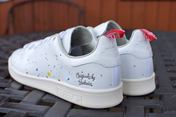 Adidas Stan Smith x Bedwin and the Heartbreakers (2)