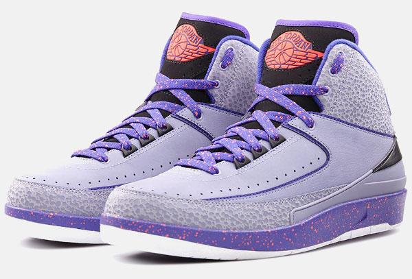 Air Jordan 2 Iron Purple  (2)
