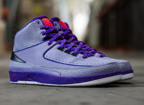 Air Jordan 2 Iron Purple  (3)