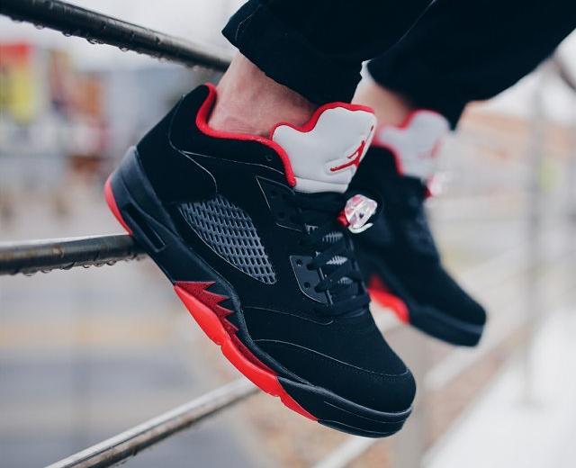 Air Jordan 5 Retro Low Alternate - @hustla (1)