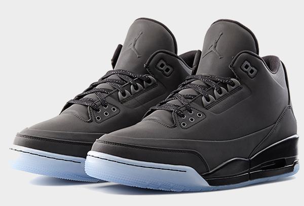 Air Jordan 5Lab3 Black/Clear
