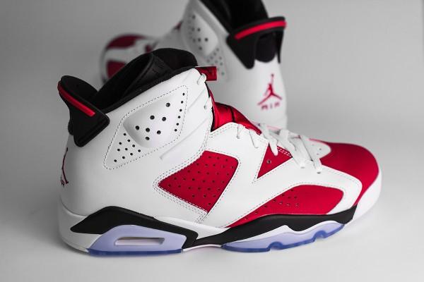 Air Jordan 6 Carmine Retro 2014 (14)