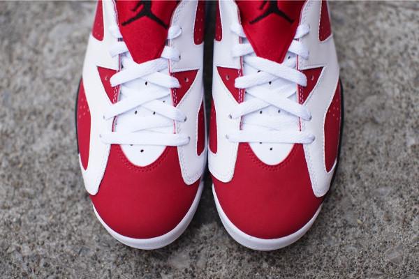 Air Jordan 6 Carmine Retro 2014 (4)