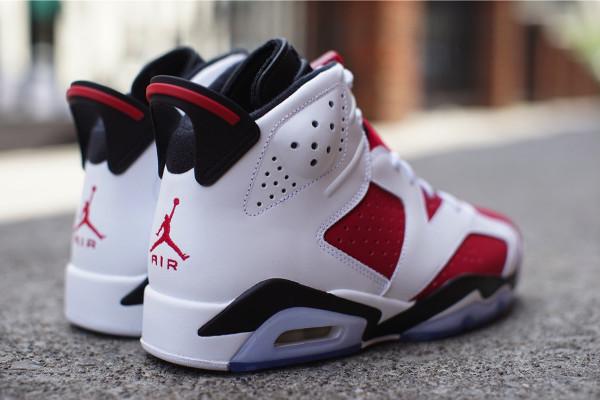 Air Jordan 6 Carmine Retro 2014 (5)