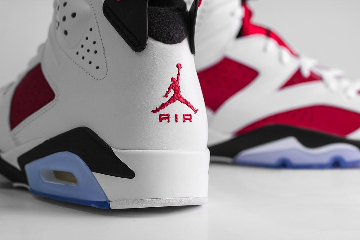 b870d119d8 La Air Jordan 6 Carmine Retro 2014   en vente le samedi 24 mai