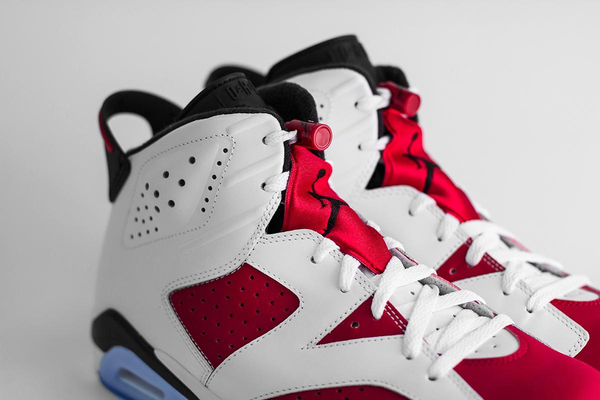 39dd8731ad La Air Jordan 6 Carmine est disponible au Nike Store.fr   voir les  différentes tailles.