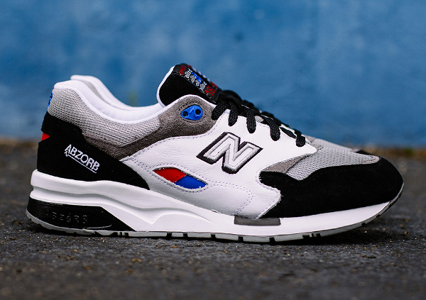 new balance 1600 homme blanche