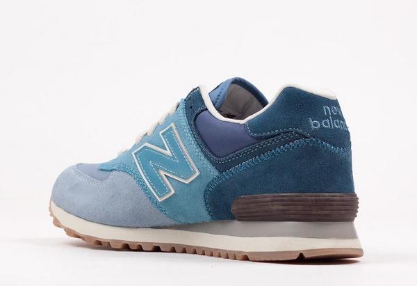 New Balance 574 Nature Blue-1
