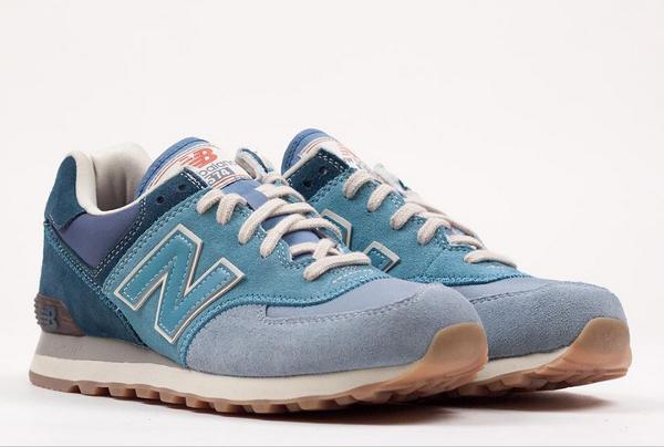 New Balance 574 Nature Blue-2