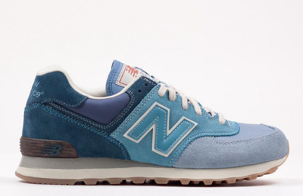 Le pack New Balance 574 « Nature »